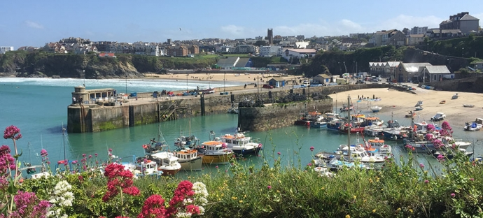 cheap accommodation central newquay